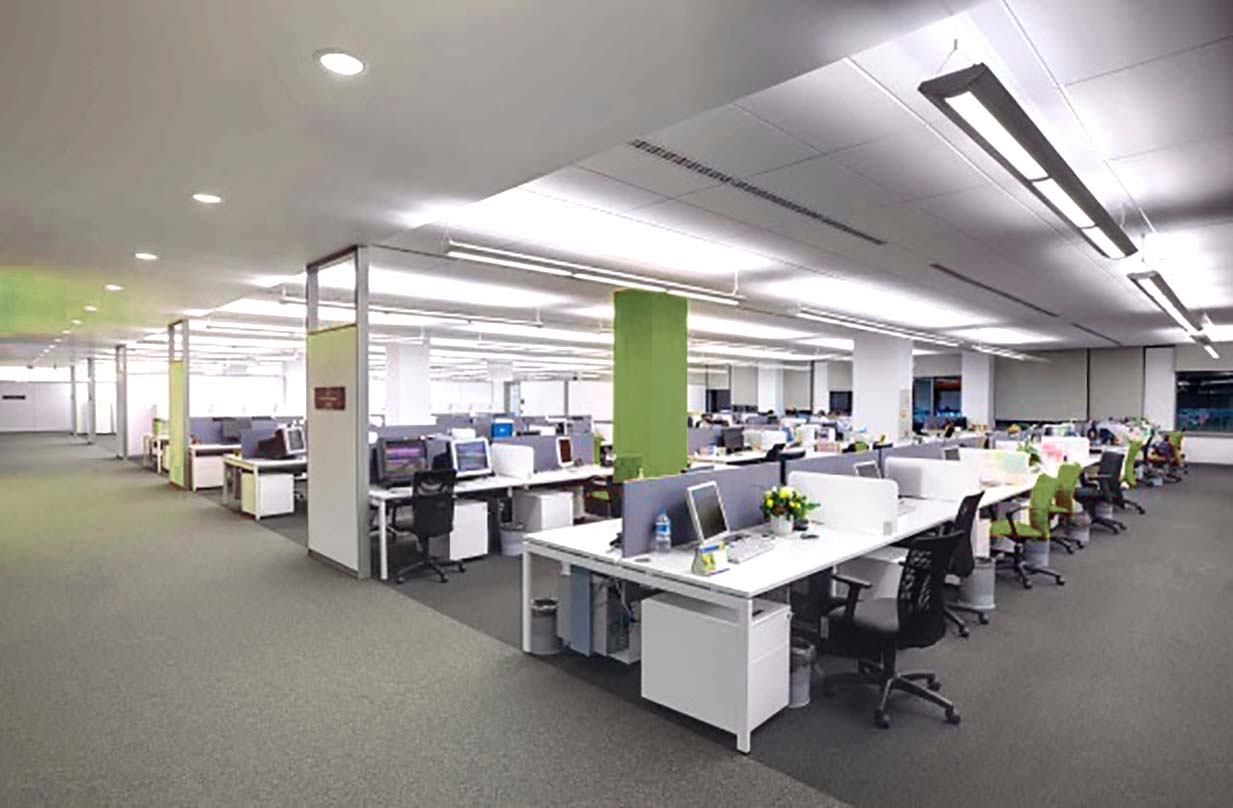 Led Office Lights Led Lighting For Offices Smart Energy Lights And Led