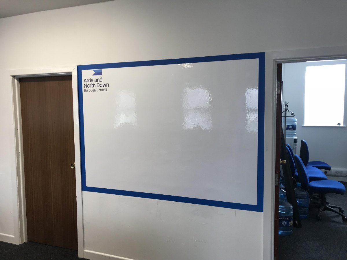 How To Turn A Wall Into A Whiteboard Why Not Make The Most Of Your Walls Smarter Surfaces Blog