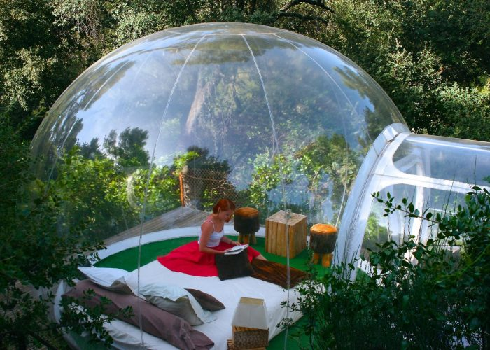 Attrap Reves 10 Amazing (and Comfy) Places To Sleep Under The Stars