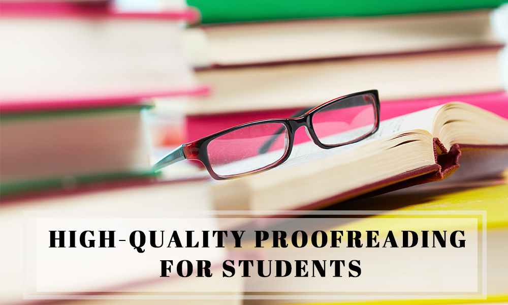 High-quality Proofreading for Students smartessayrewriter
