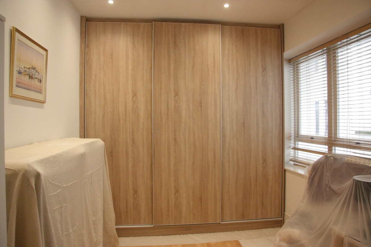 Wall To Wall Wardrobes Full Height Wall To Wall Bedroom Wardrobe
