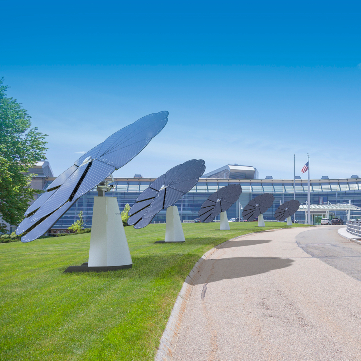 Solaranlage Garage The Solar Flower You Need To Experience Smartflower