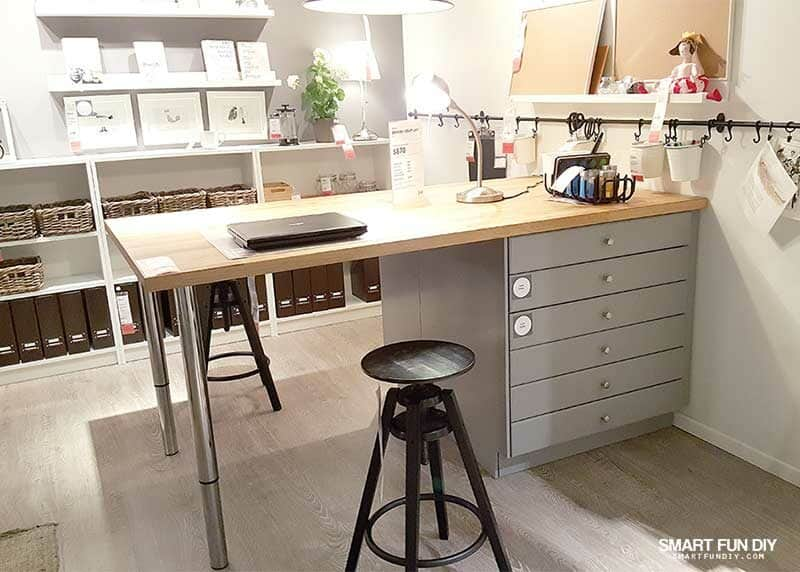 Algot The Absolute Best Ikea Craft Room Ideas - The Original!