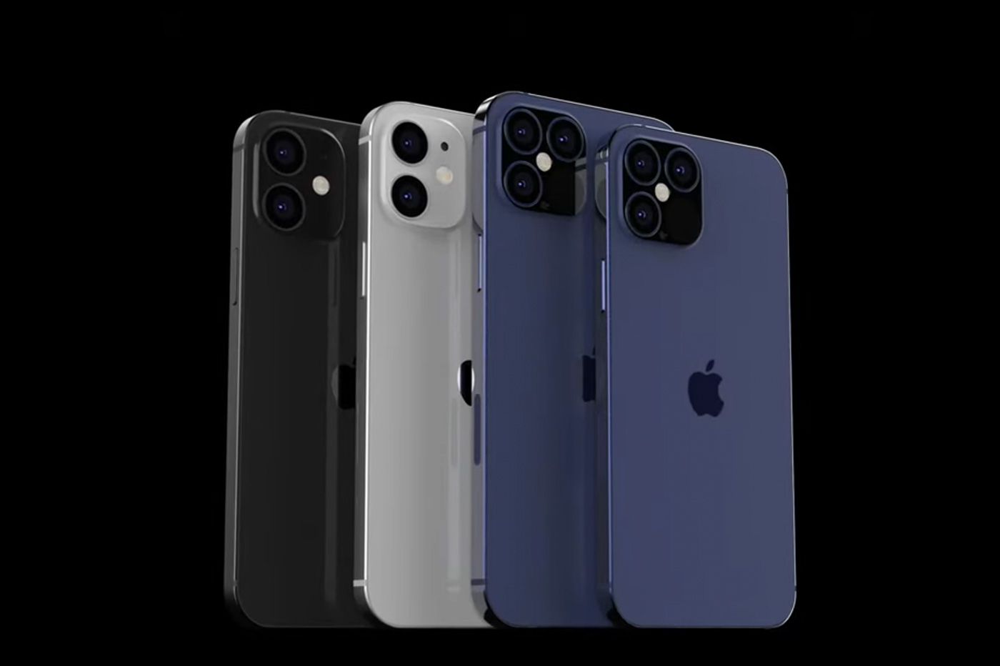 Iphone Maße Apple Iphone 12 : Production De Masse Le Mois Prochain - Sgl