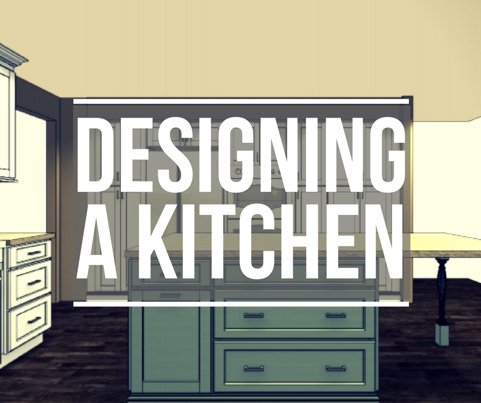 Designing Kitchen Layout and Selecting Cabinets - design my kitchen