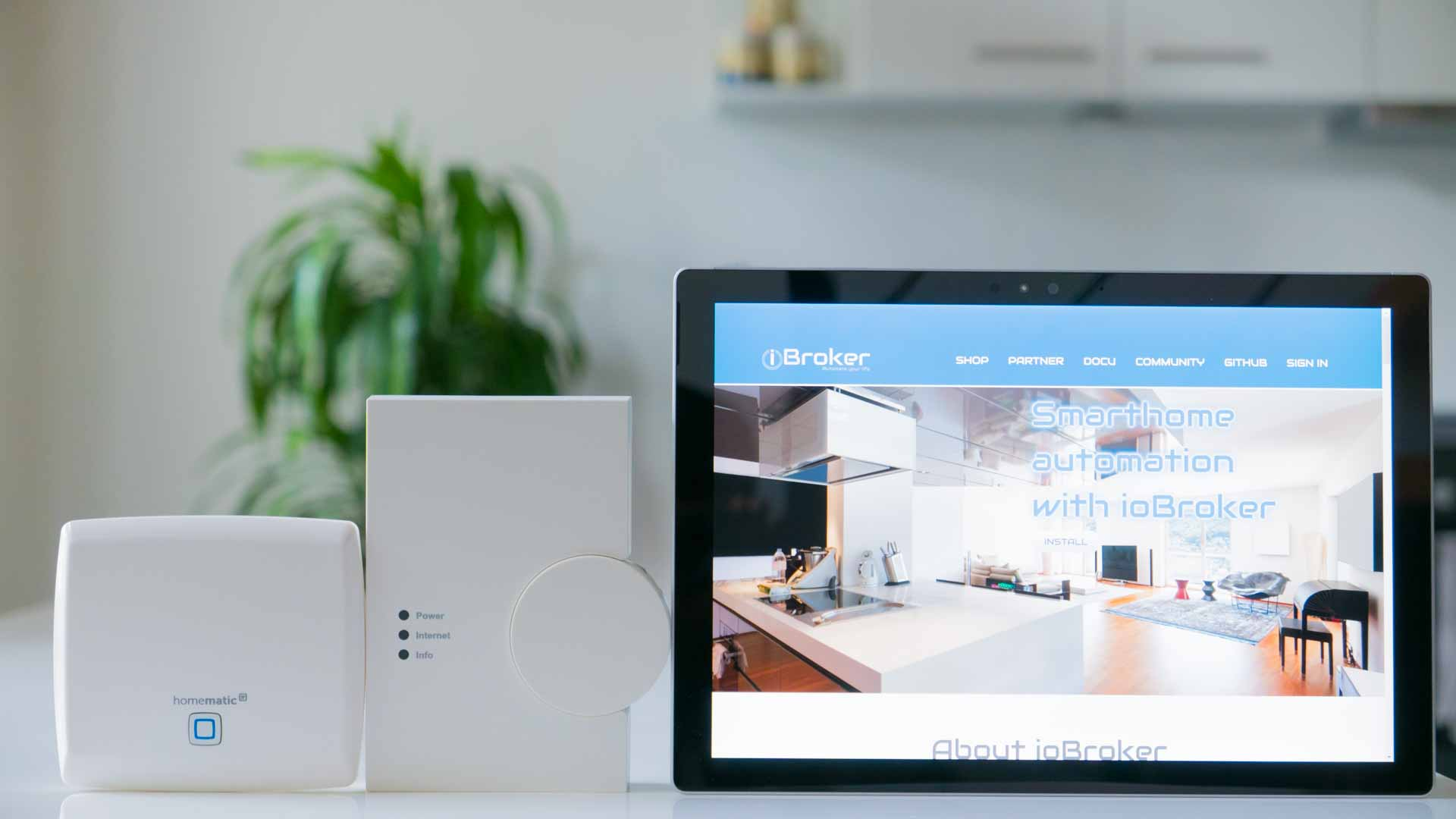 Ifttt Homematic Homematic Und Hm Ip Mit Iobroker Steuern Smarthomeassistent