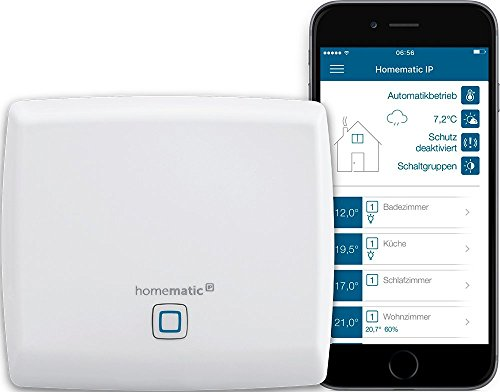 Homee Homematic Smart Home ☆ Produktchecker & Preisvergleich |sh-checker