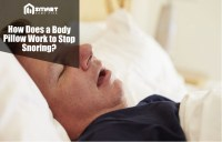 What Is The Best Body Pillow For Snoring To Stop? | Anti ...