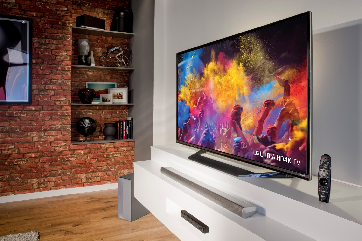 Tv Uhd 4k Review: New Lg 4k Uhd Tv With Hdr & Dolby Vision - Smarthouse