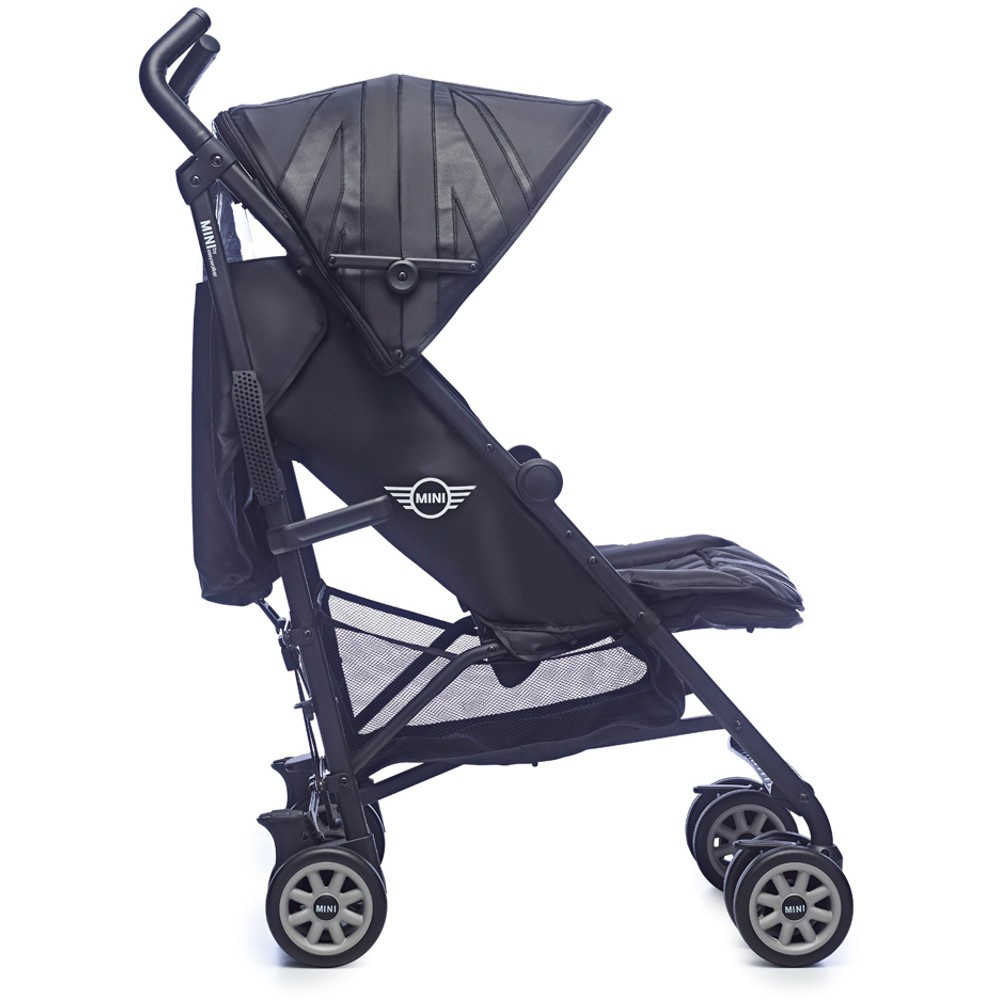Easywalker Jogging Stroller Easywalker Mini Buggy Plus Accessories Midnight Jack