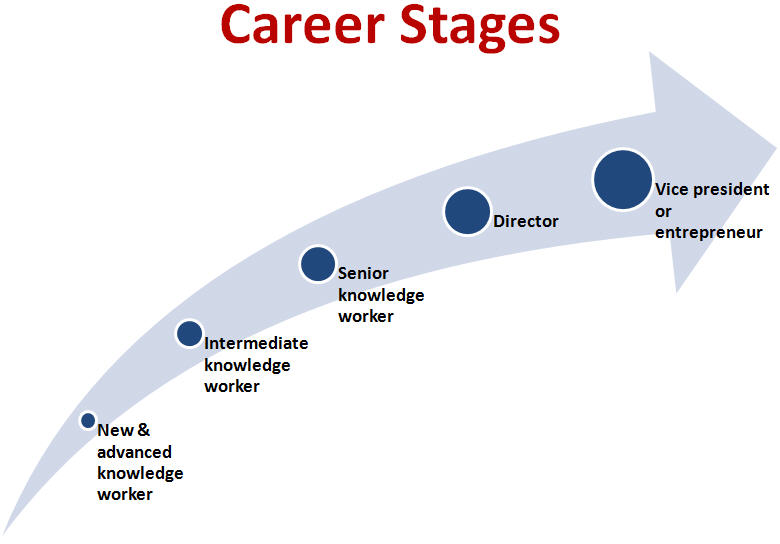 How to Assess Your Career - Identifying Your Career Stages, Focus