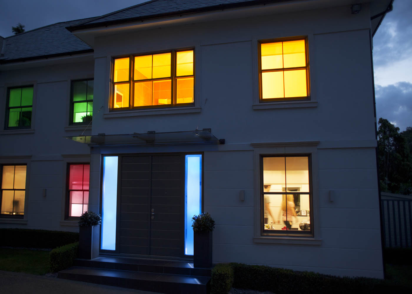 Smart Home Beleuchtung Smart Home Mit Hue Philips Partnert Mit Der Telekom Smart Light