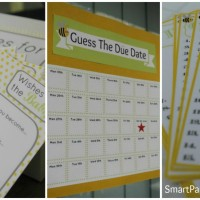 Yellow Party Printables