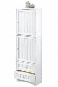 CABINET DOORS AND LINEN CLOSET  Cabinet Doors