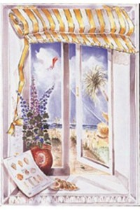 KITE AND CLAYPOT SCENE WINDOW @ Home Decorations @ Smart ...