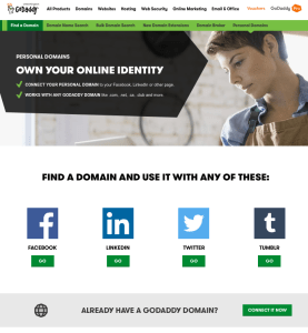 Personal domains