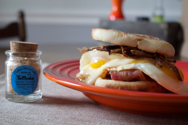 Who doesn't love a good egg sandwich?