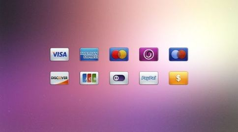 Credit Card and Payment Icons 35 High Quality Free Ecommerce Icons