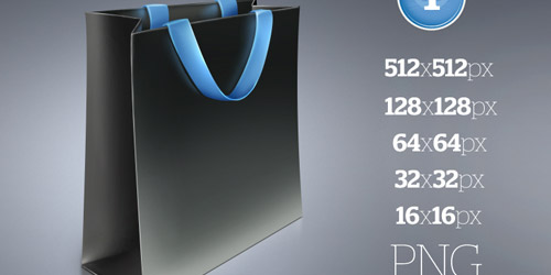 Shopping Bag ecommerce Icon 35 High Quality Free Ecommerce Icons