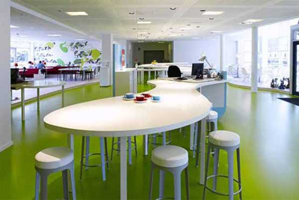 creative office workspaces designs inspirations 25 25 Creative Office Workspaces Design Inspirations