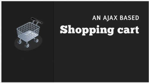 jquery shopping cart plugin 02 13 jQuery Shopping Cart Plugin and Tutorial