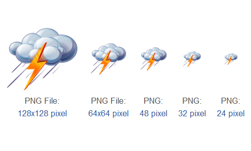 weather icon set 32 35 Free Weather Icon Set