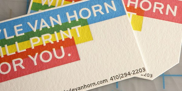 colorful business card inspiration 38 40 Colorful Business Cards Inspiration