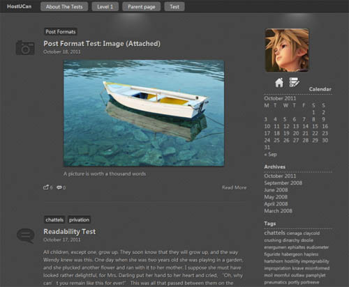 tumblr style wordpress themes 08 18 Free Awesome Tumblr Style Wordpress Themes
