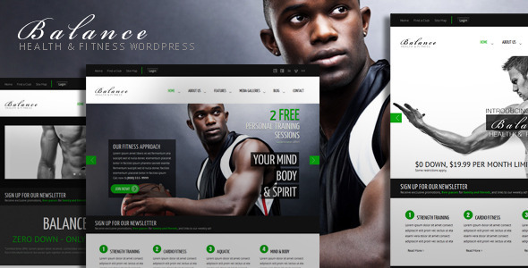 best business wordpress themes 13 25 Best Business WordPress Themes for August 2012