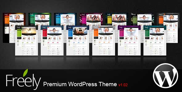 best business wordpress themes 20 25 Best Business WordPress Themes for August 2012