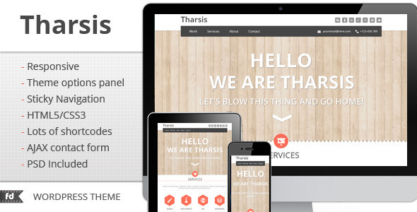 best portfolio wordpress themes 05 25 + Best Portfolio WordPress Themes for August 2012