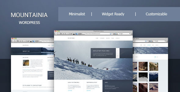 best portfolio wordpress themes 13 25 + Best Portfolio WordPress Themes for August 2012