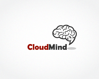 cloud logo inspiration 42 50 Cloud Based Logo Inspiration