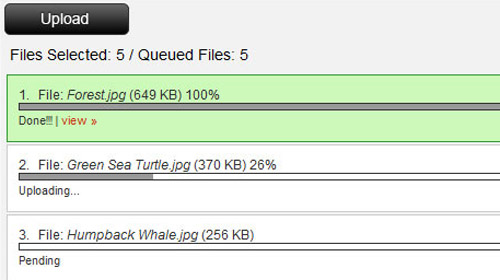 jquery file upload plugins 11 11 Useful jQuery File Upload Plugins