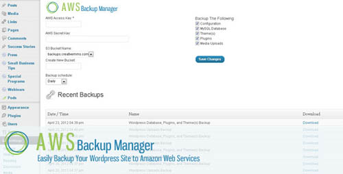 top wordpress backup plugins 10 13 Top WordPress Backup Plugins