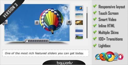Advanced Slider 25 Best Responsive jQuery Slider Plugins