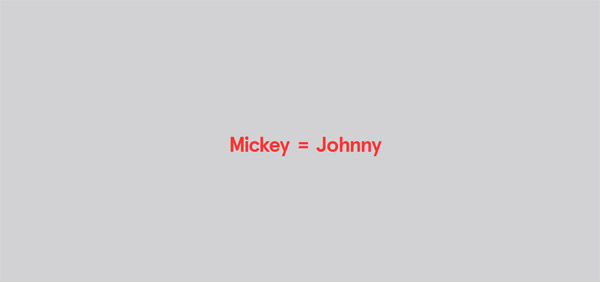Mickey Johnny Web Design Inspiration #15