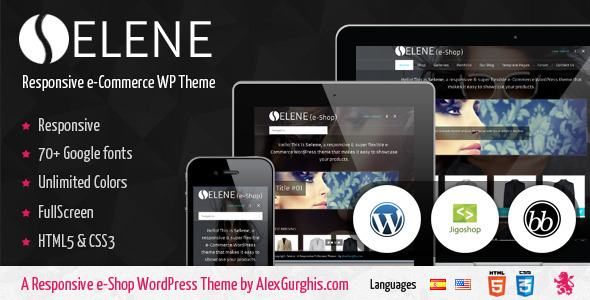 responsive ecommerce wordpress themes 24 27 Responsive Ecommerce Wordpress Themes
