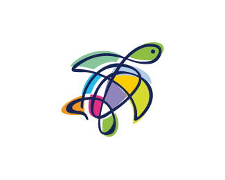 Turtle logo design - photo#2