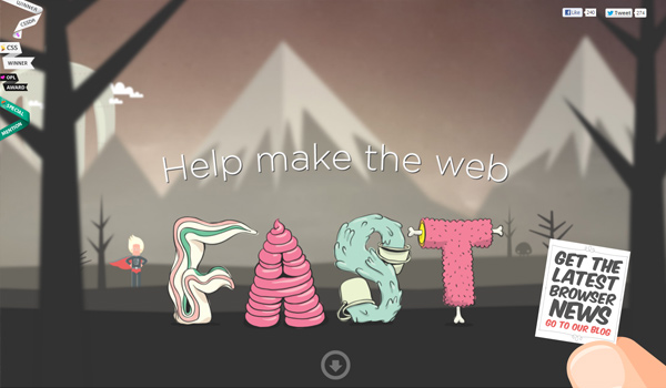 Browser Awareness Day Web Design Inspiration #22
