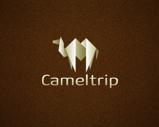 camel logo 11 15 Camel Logo Design for Inspiration