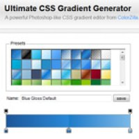 Ultimate CSS Gradient Generator 1