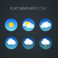 free-flat-weather-icon