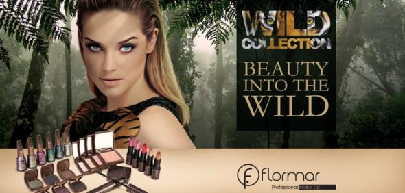 Flormar Wild Makeup Collection Winter 2012 smashinbeauty.com