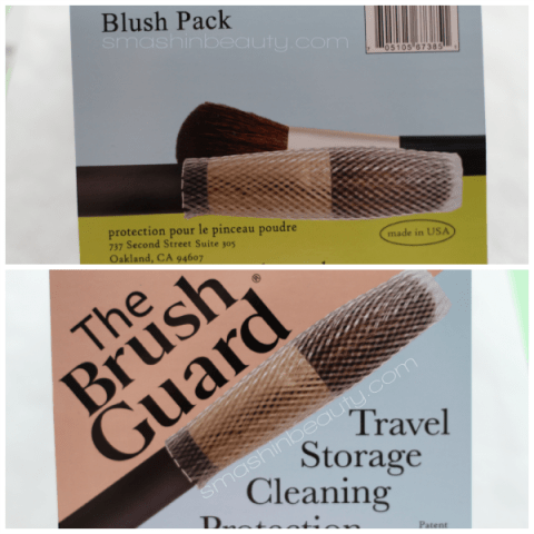 The Brush Guard Makeup Review Pictures Demonstation