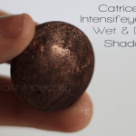 Catrice Intensifeye 020 Charlys Chocolate Factory Makeup Review