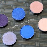 Makeup Geek eyeshadow Swatches Part 3