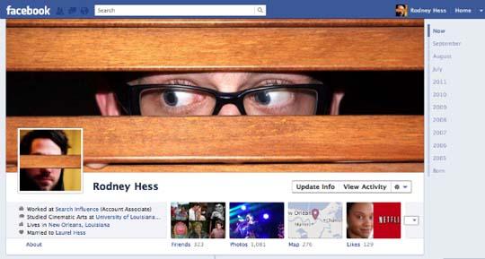 9 Creative Facebook Timeline Designs Timeline design, Facebook - sample facebook timeline