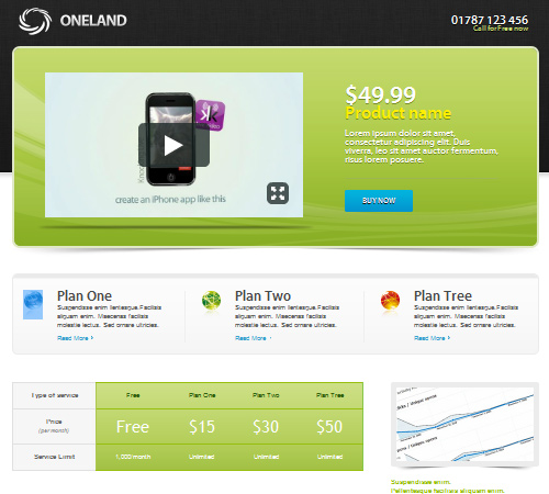 40 Best Landing Page Templates