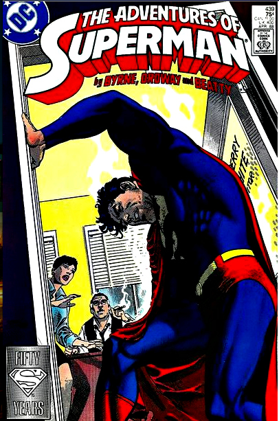 Adventures of Superman 439